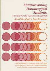 Mainstreaming Handicapped Students 1st Edition