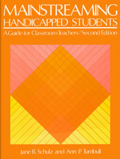 Mainstreaming Handicapped Students 2nd Edition