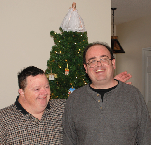 Billy and Jonathan, Together for Christmas